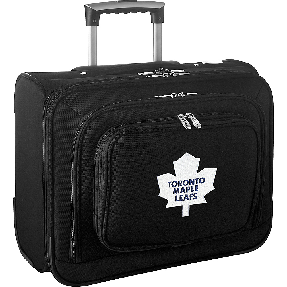 Denco Sports Luggage NHL 14 Laptop Overnighter Toronto Maple Leafs - Denco Sports Luggage Wheeled Business Cases - Work Bags & Briefcases, Wheeled Business Cases