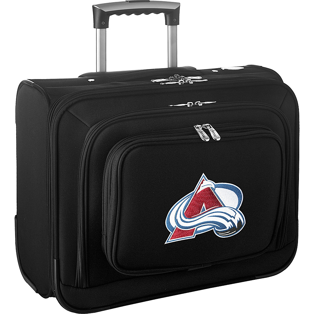 Denco Sports Luggage NHL 14 Laptop Overnighter Colorado Avalanche - Denco Sports Luggage Wheeled Business Cases - Work Bags & Briefcases, Wheeled Business Cases