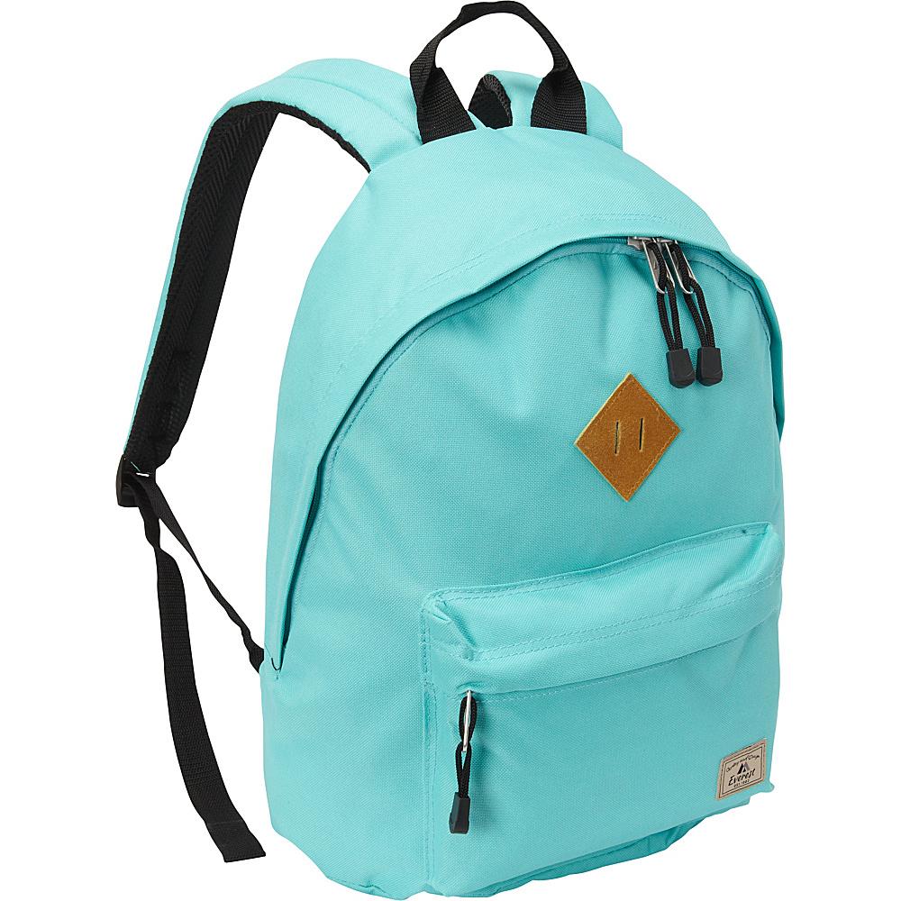 Everest Vintage Backpack Aqua Blue - Everest Everyday Backpacks - Backpacks, Everyday Backpacks
