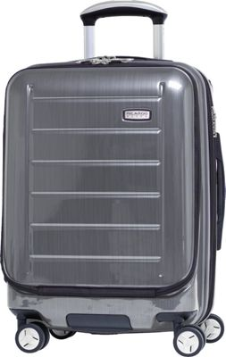 Ricardo Beverly Hills Ricardo Beverly Hills Roxbury 2.0 19-Inch 4 Wheel Wheelaboard Brushed Silver - Ricardo Beverly Hills Hardside Carry-On