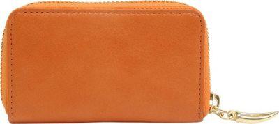 TUSK LTD Coin/Card Case Tangerine - TUSK LTD Women's Wallets
