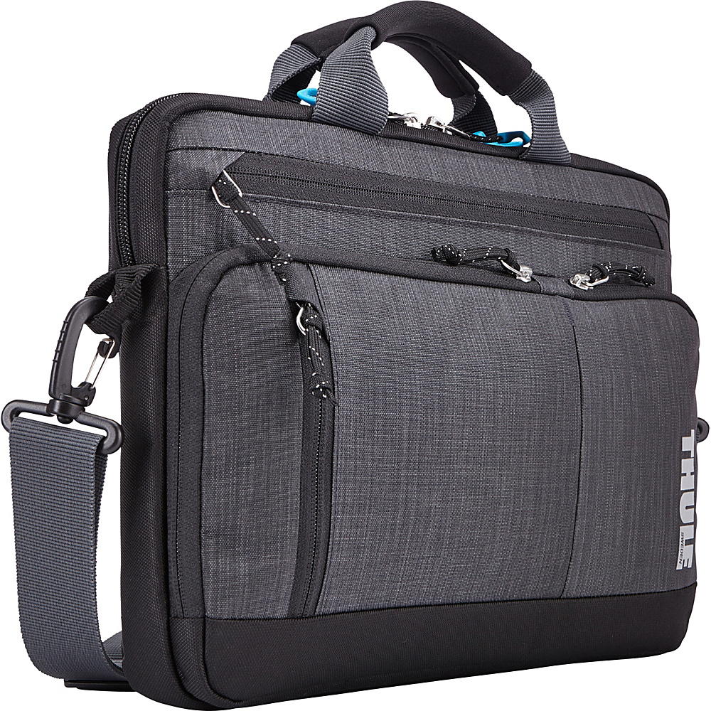 Thule Thule Stravan 13 MacBook Deluxe Attach Gray Thule Messenger Bags