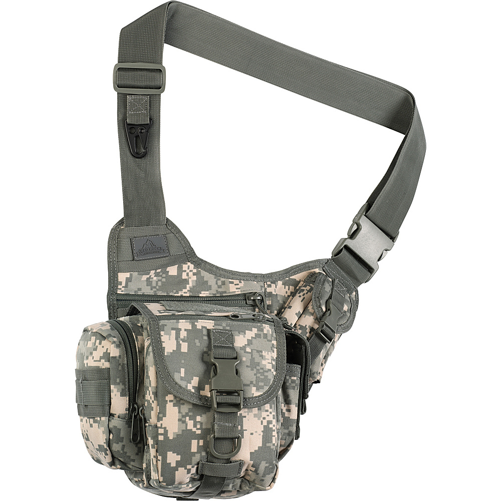Red Rock Outdoor Gear Sidekick Sling Bag ACU Camouflage Red Rock Outdoor Gear Tactical