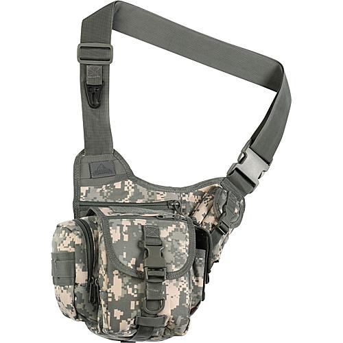 Red Rock Outdoor Gear Sidekick Sling Bag ACU Camouflage - Red Rock Outdoor Gear Slings