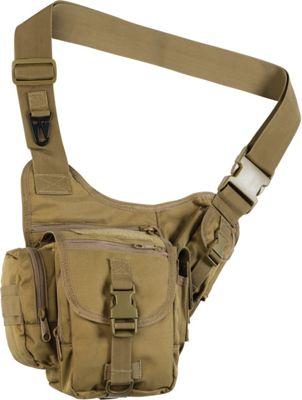 Red Rock Outdoor Gear Sidekick Sling Bag Coyote Tan - Red Rock Outdoor Gear Tactical