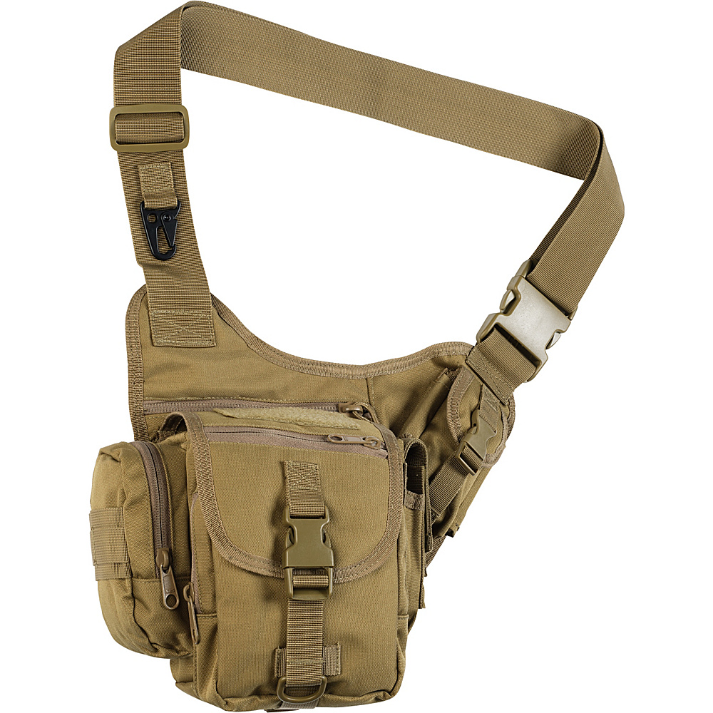Red Rock Outdoor Gear Sidekick Sling Bag Coyote Tan Red Rock Outdoor Gear Tactical