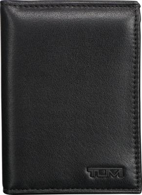 Tumi Delta L-Fold ID Black - Tumi Men's Wallets