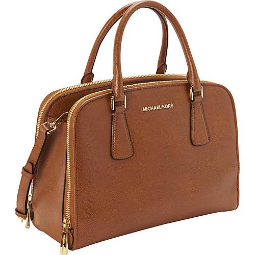 MICHAEL Michael Kors Reese Large Satchel Handbag Luggage - MICHAEL Michael Kors Designer Handbags