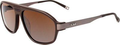 Tumi Eyewear Bassano Brown - Tumi Eyewear Sunglasses