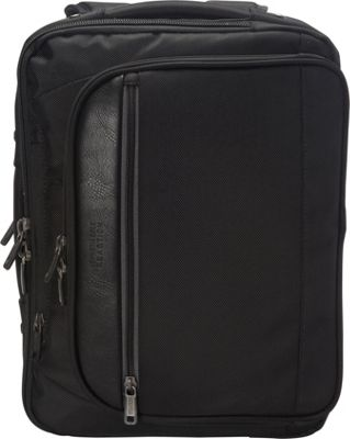 Kenneth Cole Reaction Relatively Easy Laptop Backpack Black - Kenneth Cole Reaction Business & Laptop Backpacks