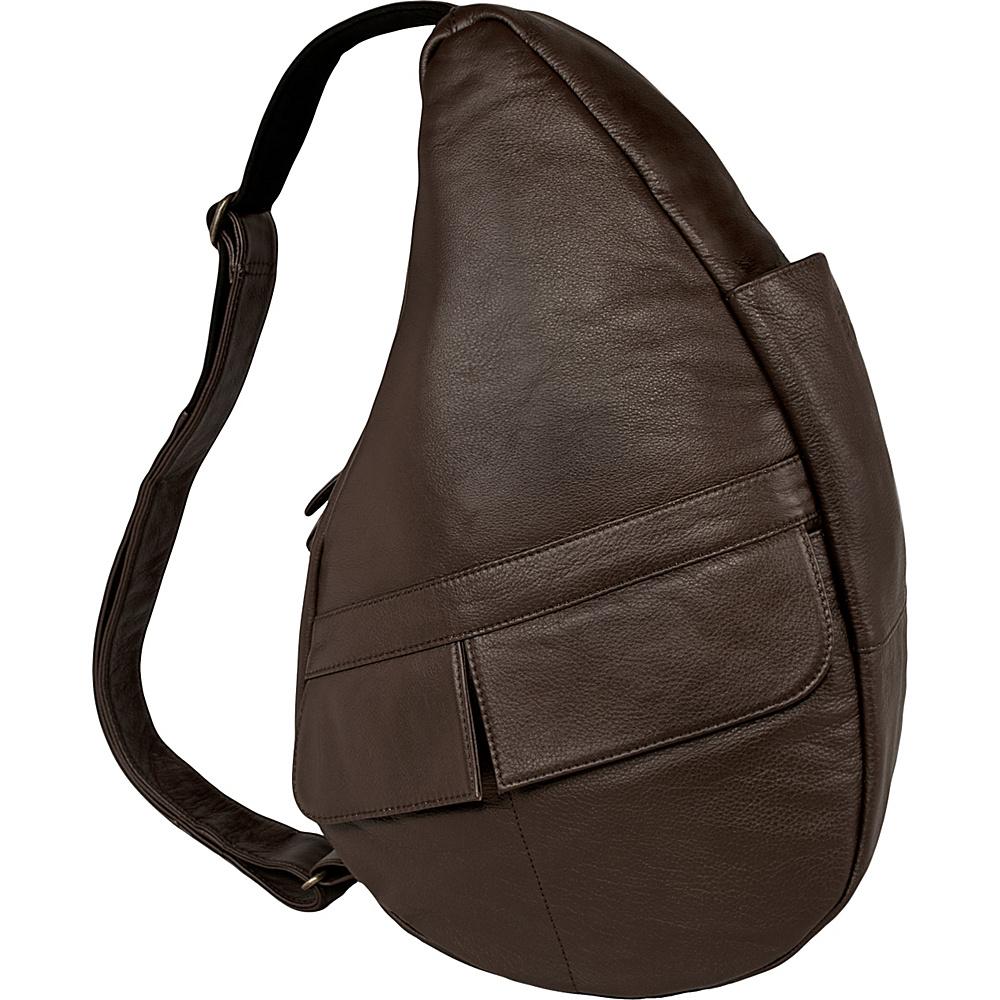 AmeriBag Healthy Back Bag evo Leather Small Espresso - AmeriBag Leather Handbags - Handbags, Leather Handbags