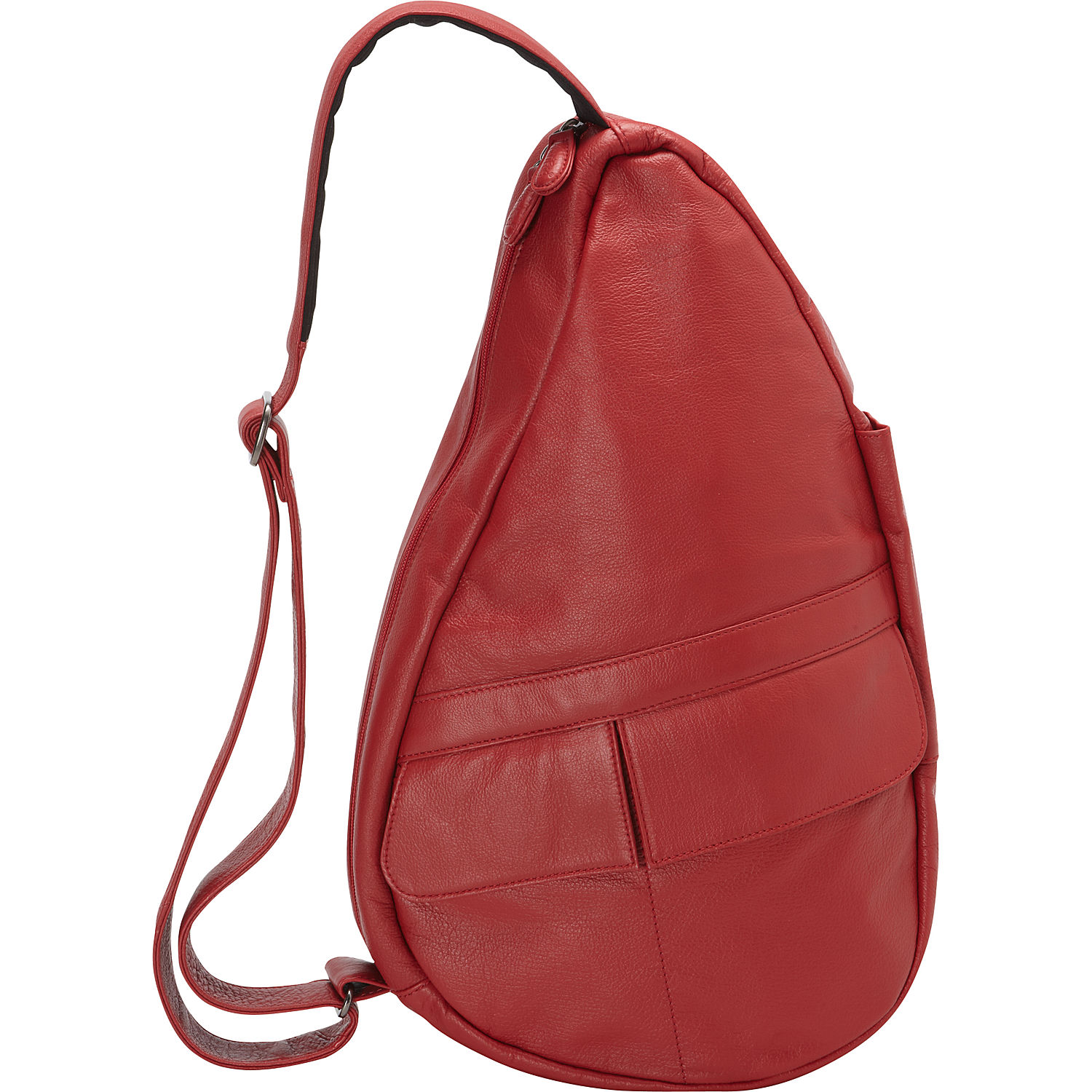Back Purse : AmeriBag Healthy Back Bag evo Leather Small - eBags.com