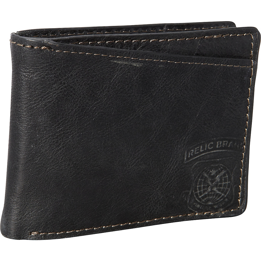 Relic Hatch Traveler Black Relic Men s Wallets