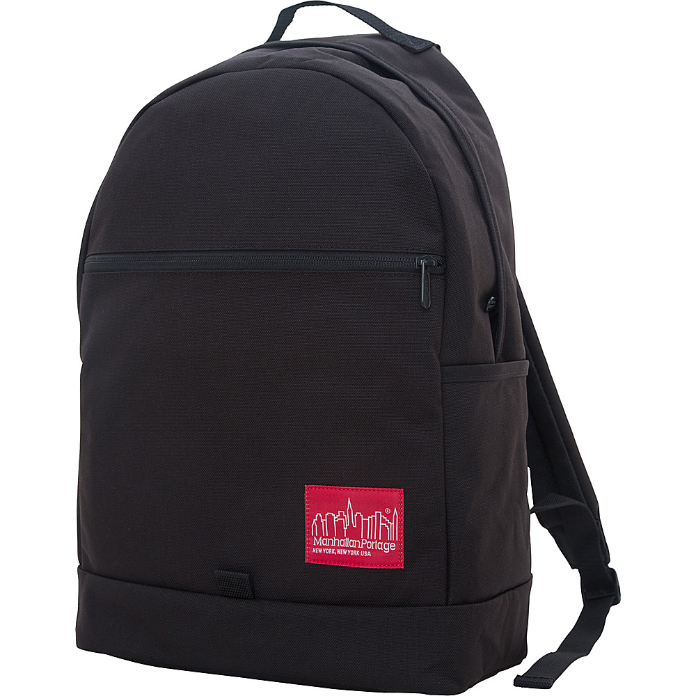 Manhattan Portage Cunningham Backpack Black - Manhattan Portage Business & Laptop Backpacks - Backpacks, Business & Laptop Backpacks