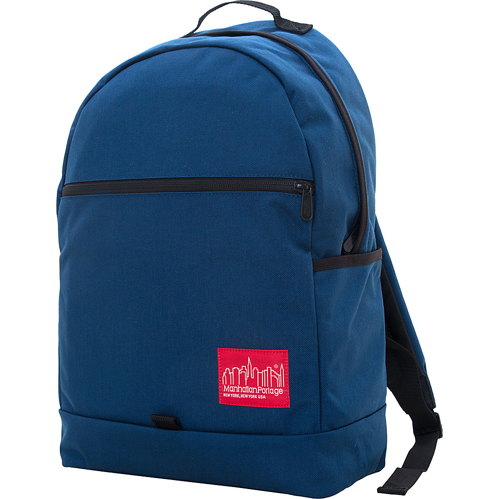 Manhattan Portage Cunningham Backpack Navy Manhattan Portage Business Laptop Backpacks