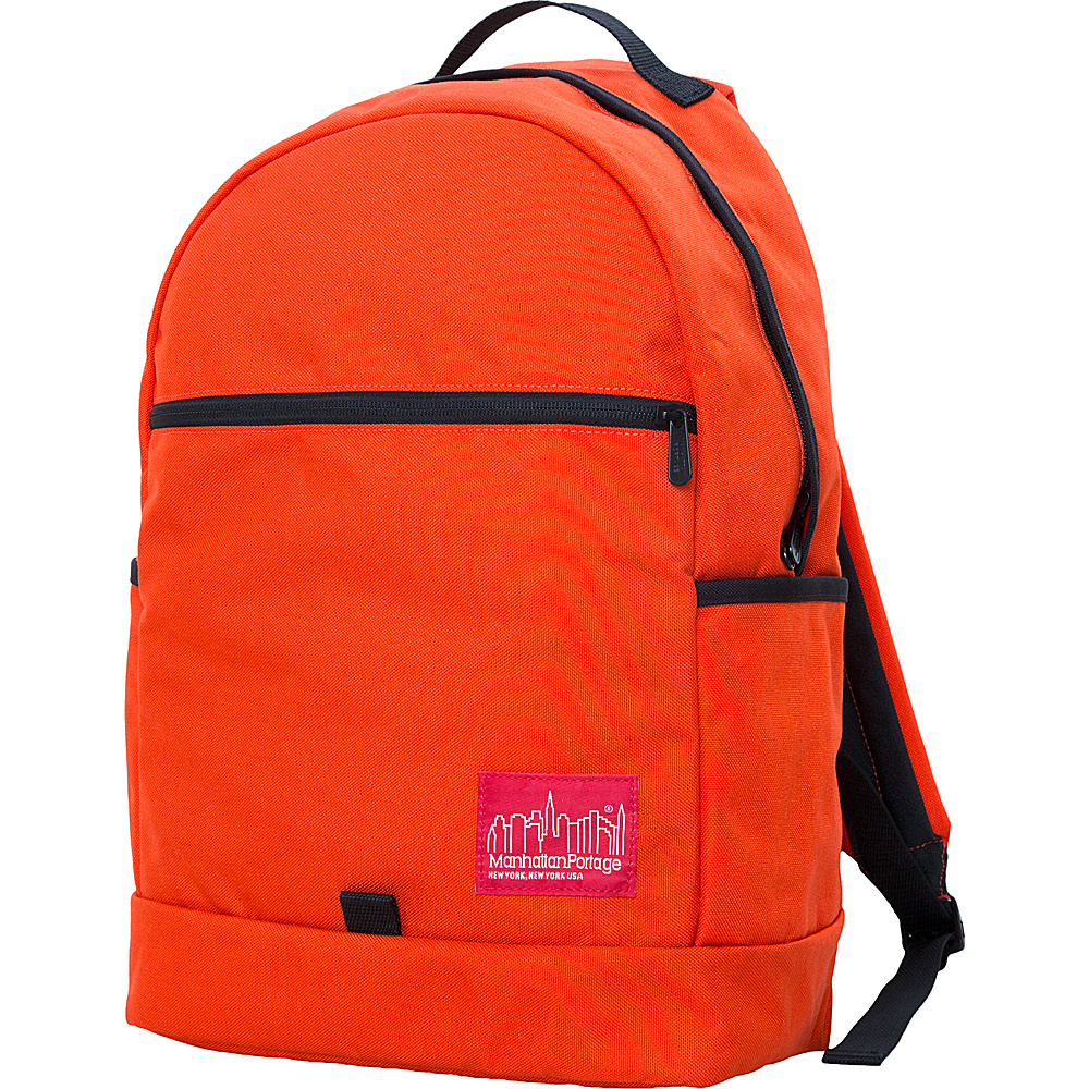 Manhattan Portage Cunningham Backpack Orange Manhattan Portage Business Laptop Backpacks
