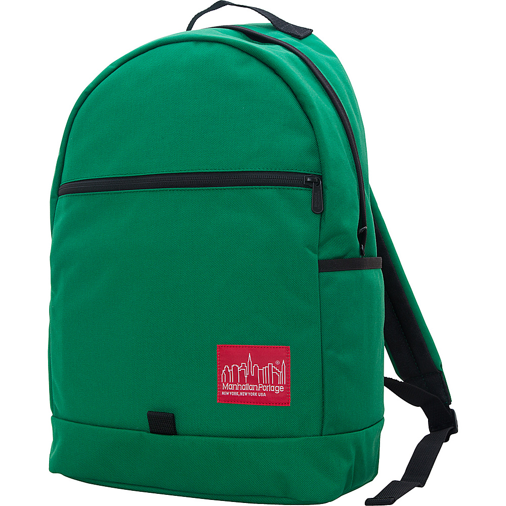 Manhattan Portage Cunningham Backpack Green Manhattan Portage Business Laptop Backpacks