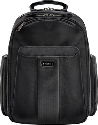 Everki Versa 14.1 inch Premium Checkpoint Friendly Laptop Backpack Black - Everki Business & Laptop Backpacks