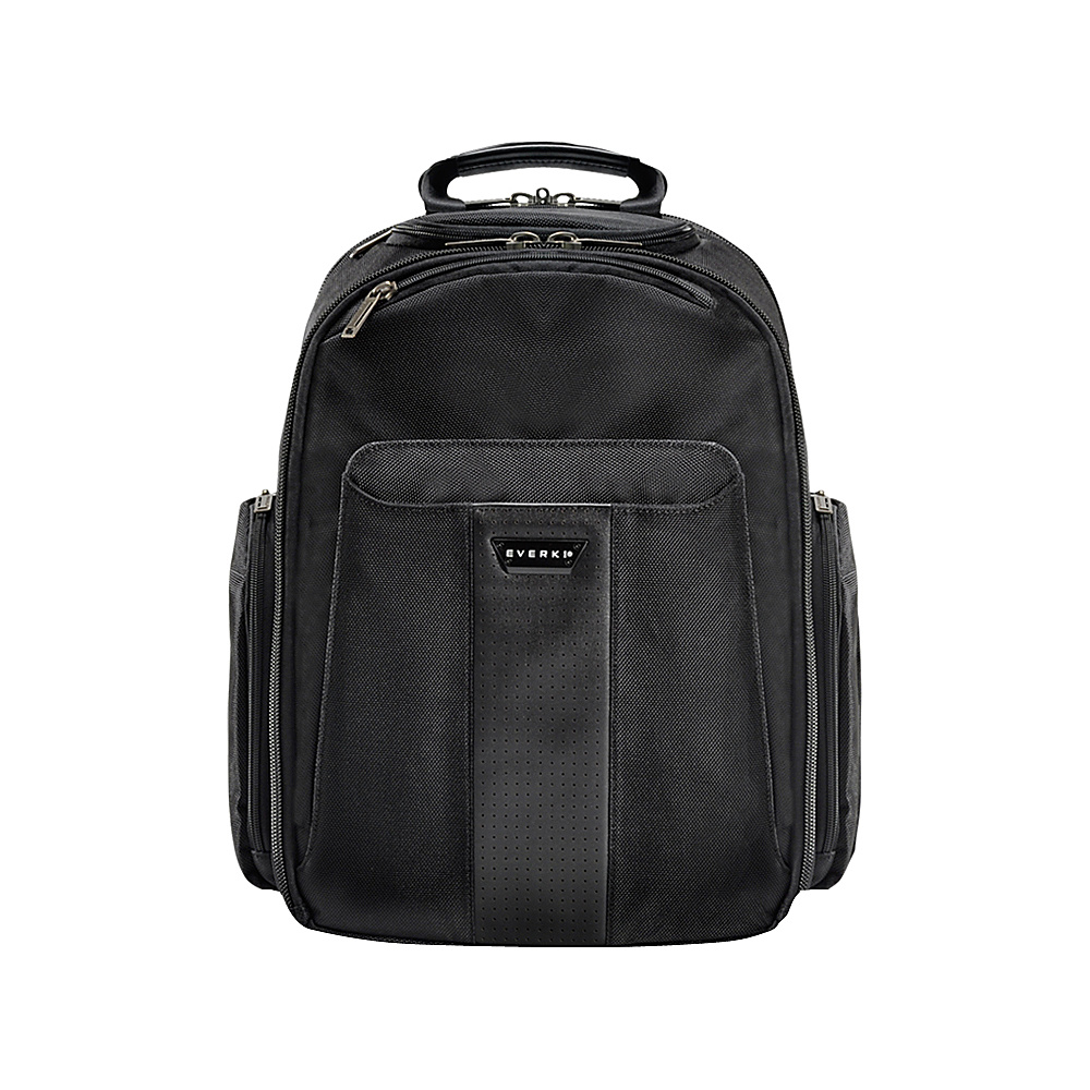 Everki Versa 14.1 Premium Checkpoint Friendly Laptop Backpack Black Everki Business Laptop Backpacks