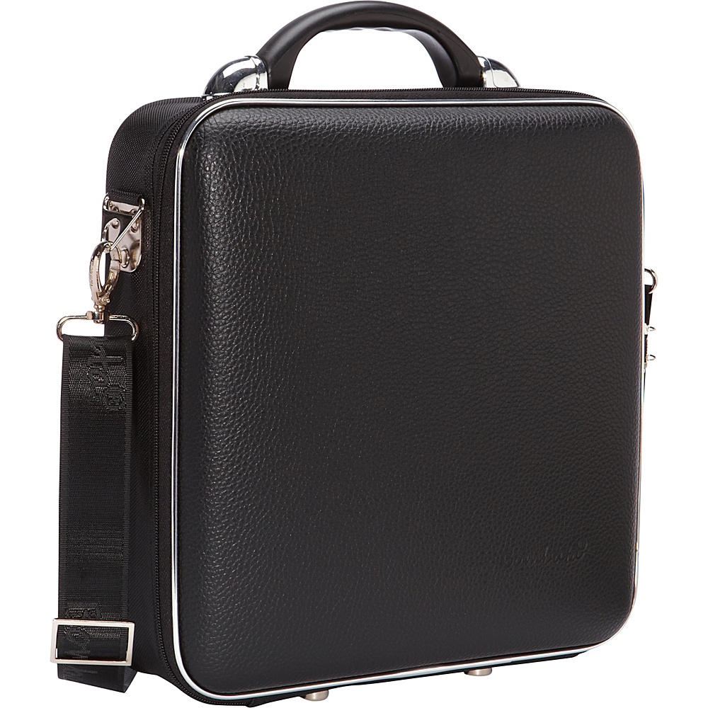 Bombata Medio Chubby Overnight 13 inch Laptop Bag Black Bombata Non Wheeled Business Cases