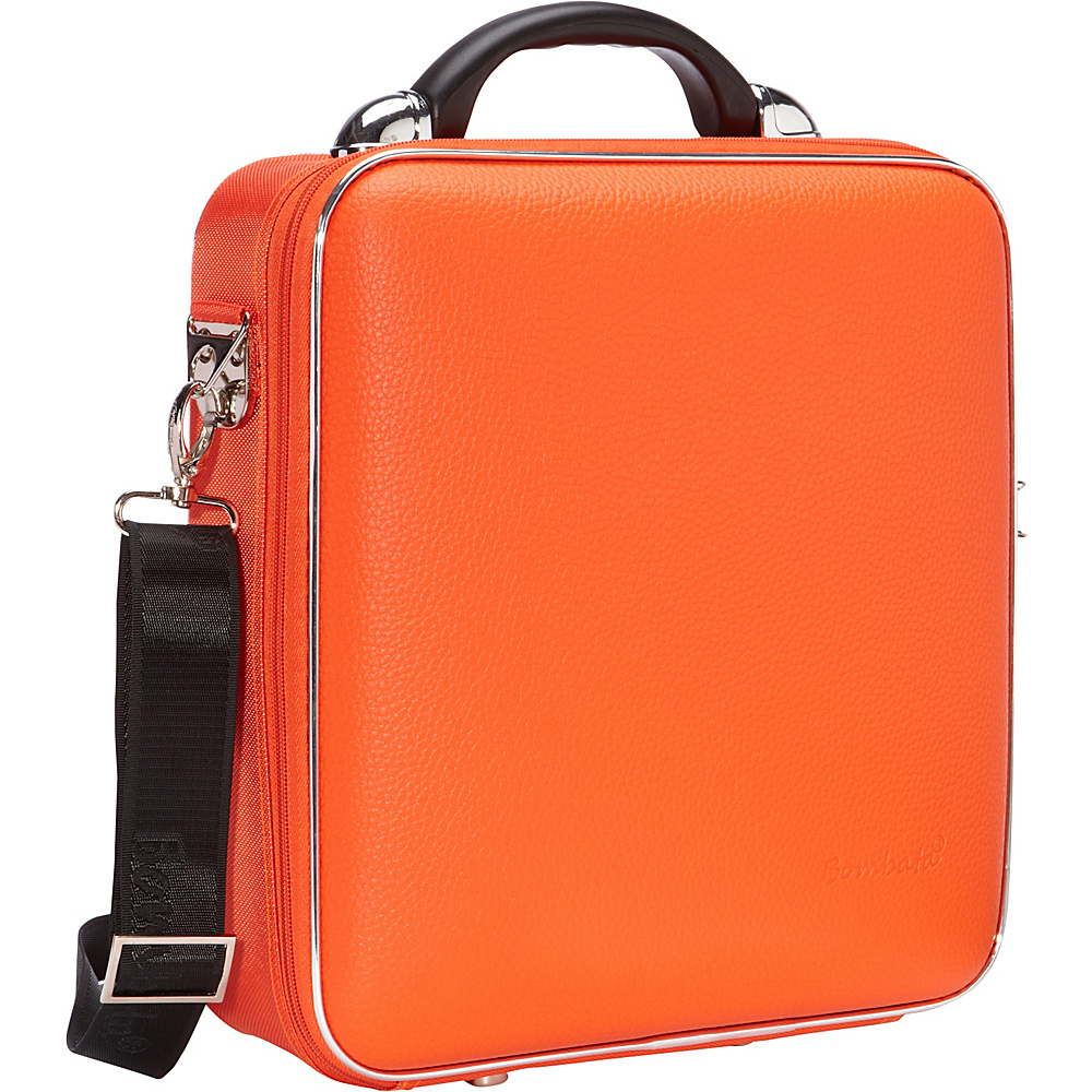 Bombata Medio Chubby Overnight 13 inch Laptop Bag Orange Bombata Non Wheeled Business Cases