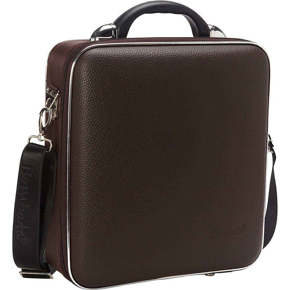 Bombata Medio Chubby Overnight 13 inch Laptop Bag Brown Bombata Non Wheeled Business Cases