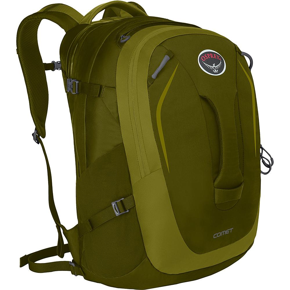 Osprey Comet Laptop Backpack Olive Green - Osprey Business & Laptop Backpacks - Backpacks, Business & Laptop Backpacks