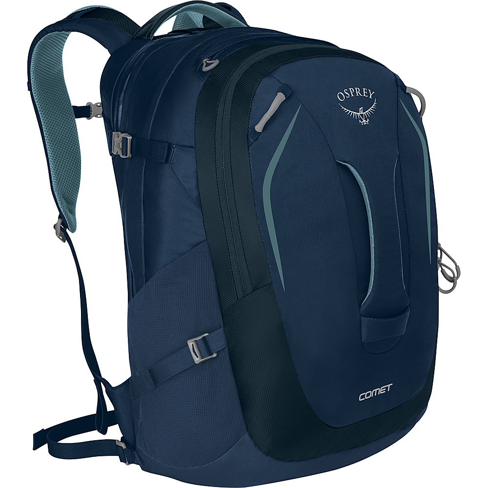 Osprey Comet Laptop Backpack Navy Blue - Osprey Business & Laptop Backpacks - Backpacks, Business & Laptop Backpacks