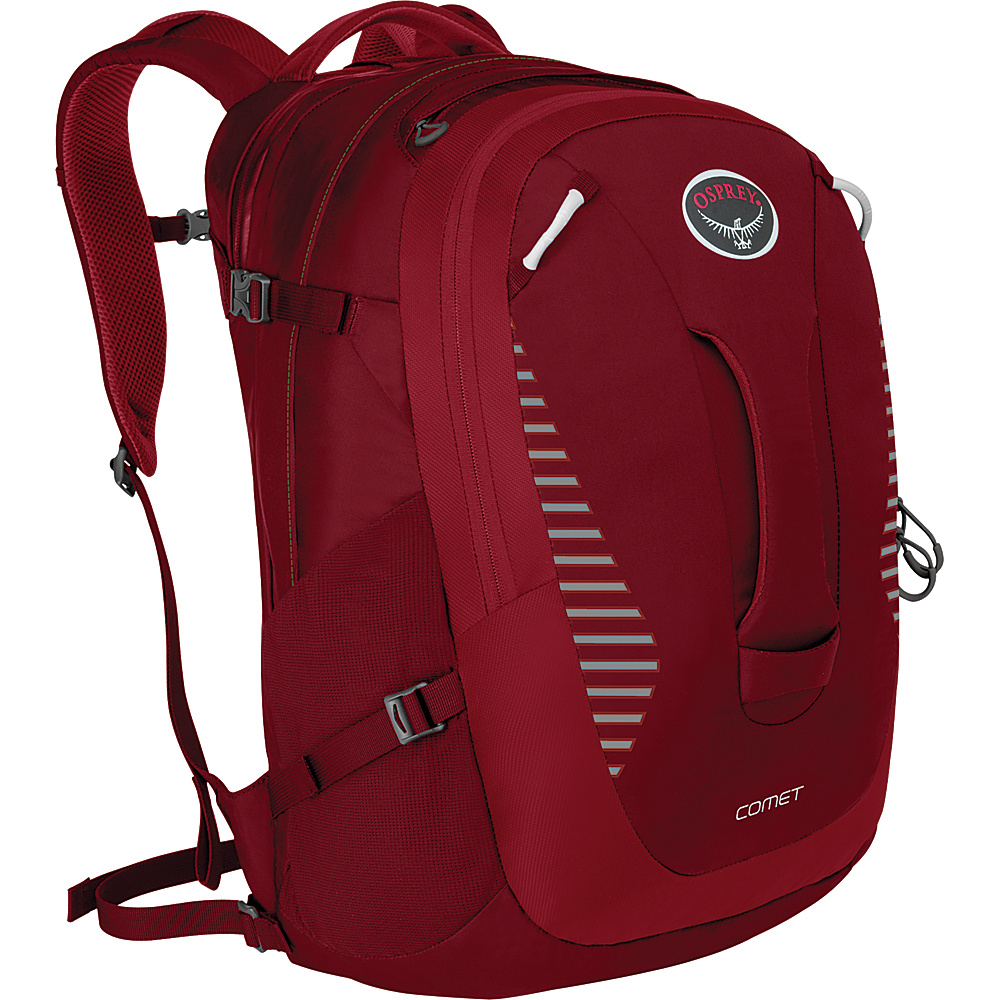 Osprey Comet Laptop Backpack Phoenix Red Osprey Business Laptop Backpacks