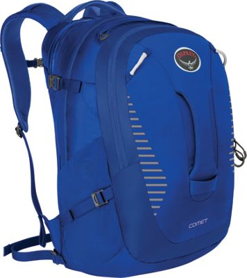 Osprey Comet Laptop Backpack Brilliant Blue - Osprey Business & Laptop Backpacks