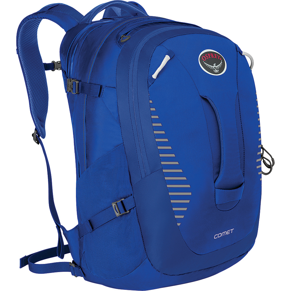 Osprey Comet Laptop Backpack Brilliant Blue Osprey Business Laptop Backpacks
