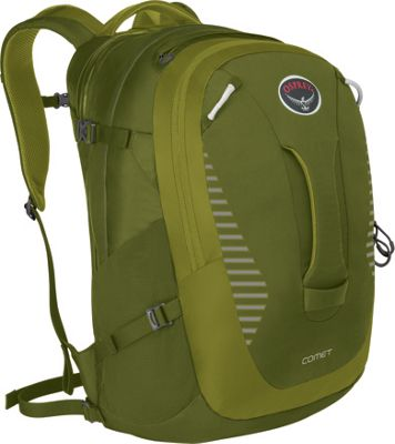 Osprey Comet Laptop Backpack Pistachio Green - Osprey Business & Laptop Backpacks