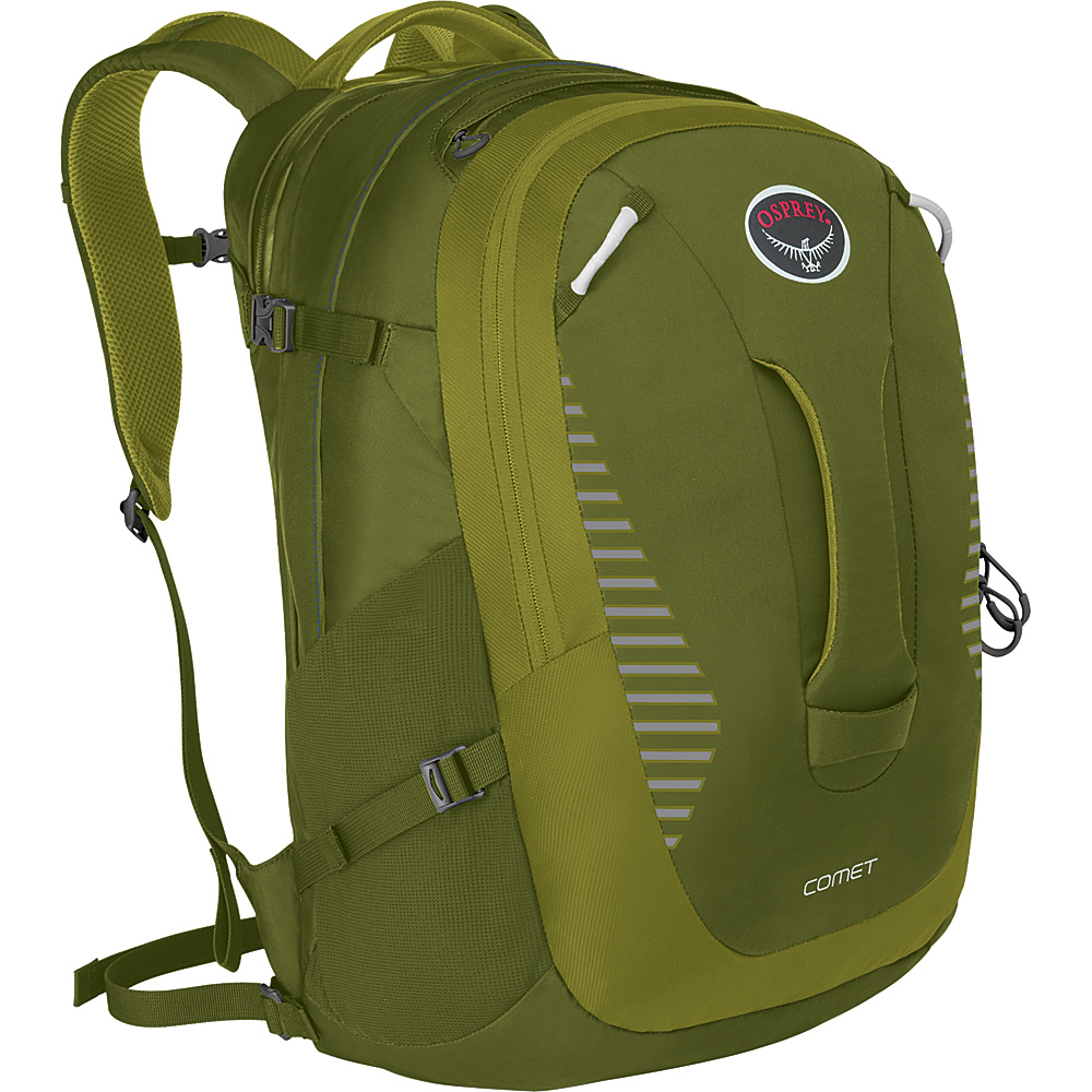 Osprey Comet Laptop Backpack Pistachio Green Osprey Business Laptop Backpacks