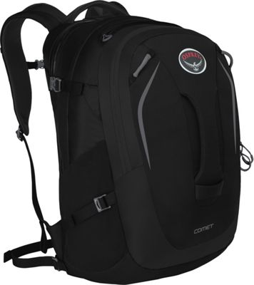Osprey Comet Laptop Backpack Black - Osprey Business & Laptop Backpacks