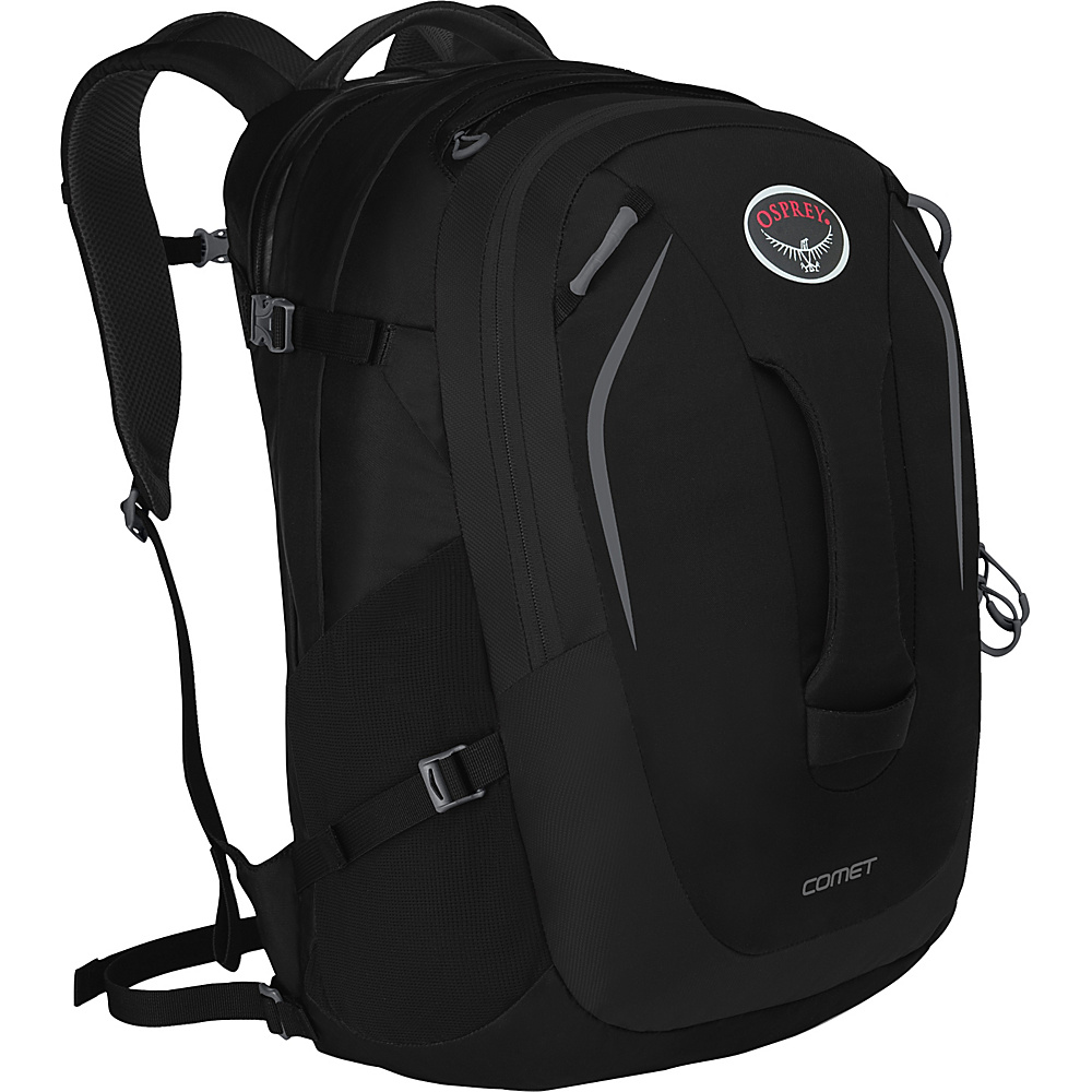 Osprey Comet Laptop Backpack Black - Osprey Business & Laptop Backpacks - Backpacks, Business & Laptop Backpacks