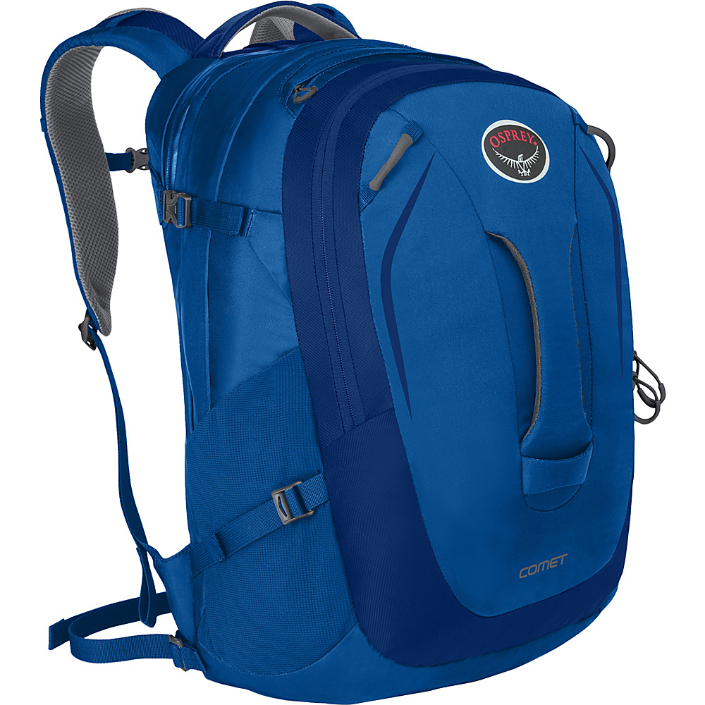 Osprey Comet Laptop Backpack Super Blue - Osprey Business & Laptop Backpacks - Backpacks, Business & Laptop Backpacks