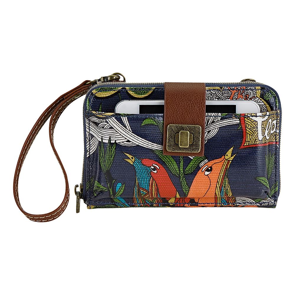 2e7376022 $34.95 More Details · Sakroots Artist Circle Smartphone Crossbody River  Peace - Sakroots Fabric Handbags