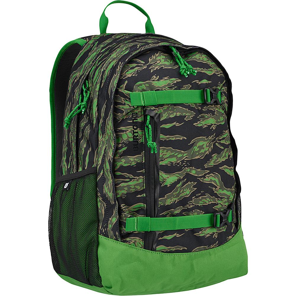 Burton Youth Day Hiker 20L Slime Camo Print - Burton Everyday Backpacks