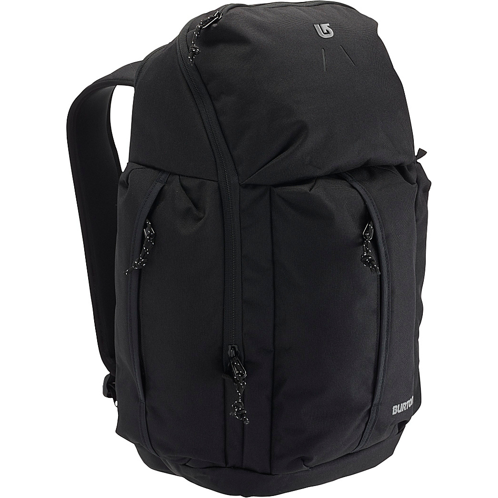 Burton Cadet Pack True Black Burton Business Laptop Backpacks