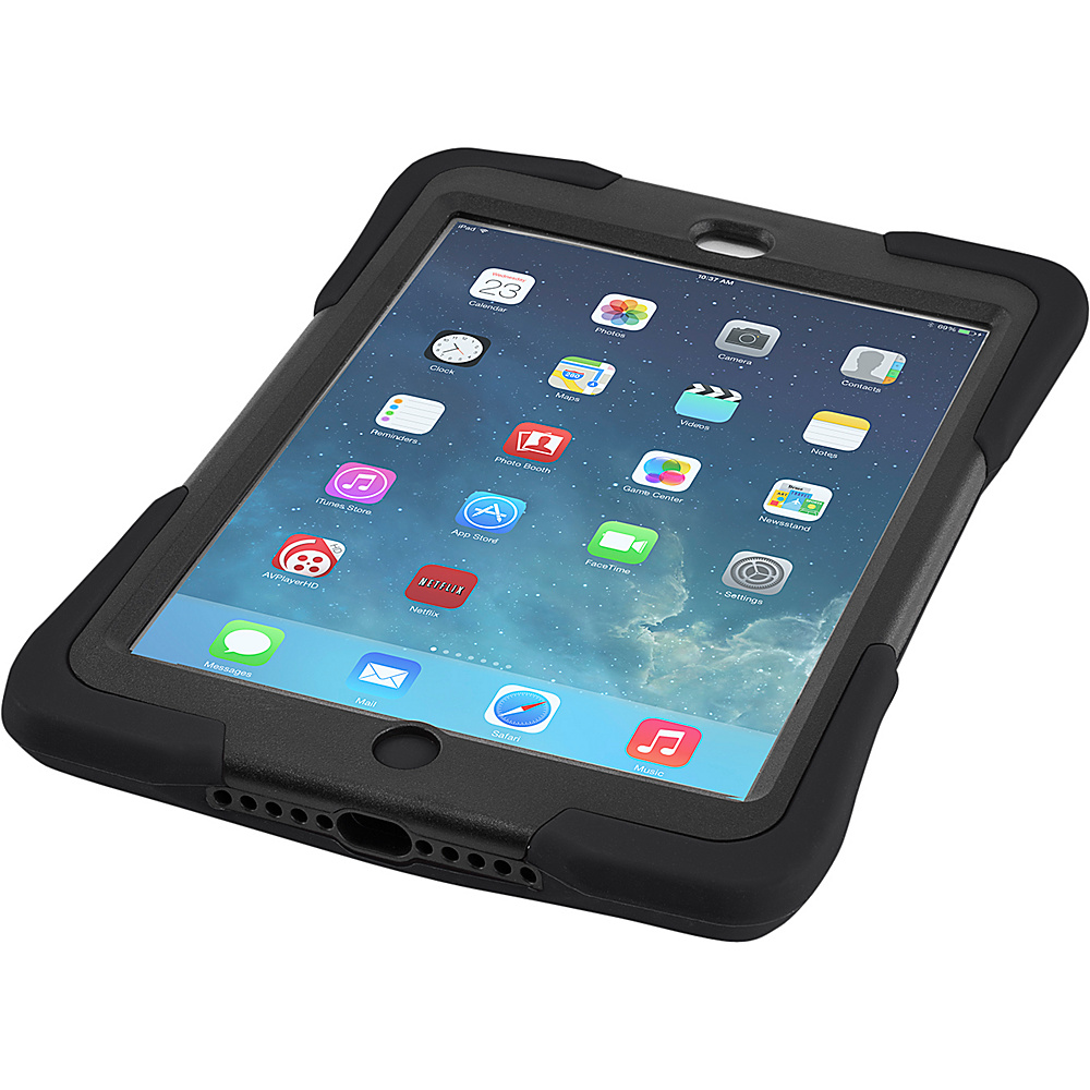 Devicewear Caseiopeia Keepsafe Strap for iPad Mini Black Devicewear Electronic Cases