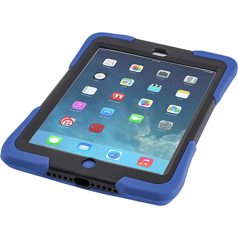 Devicewear Caseiopeia Keepsafe Strap for iPad Mini Blue Devicewear Electronic Cases