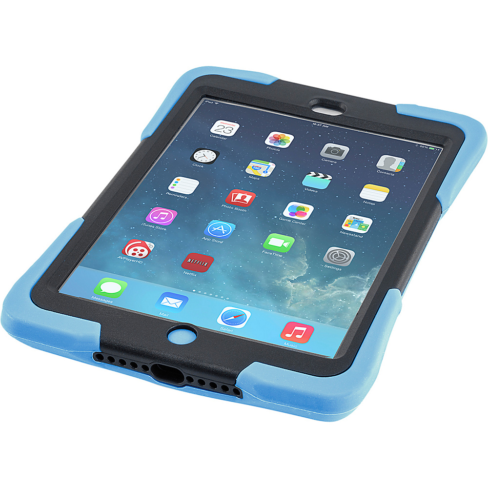 Devicewear Caseiopeia Keepsafe Strap for iPad Mini Light Blue Devicewear Electronic Cases
