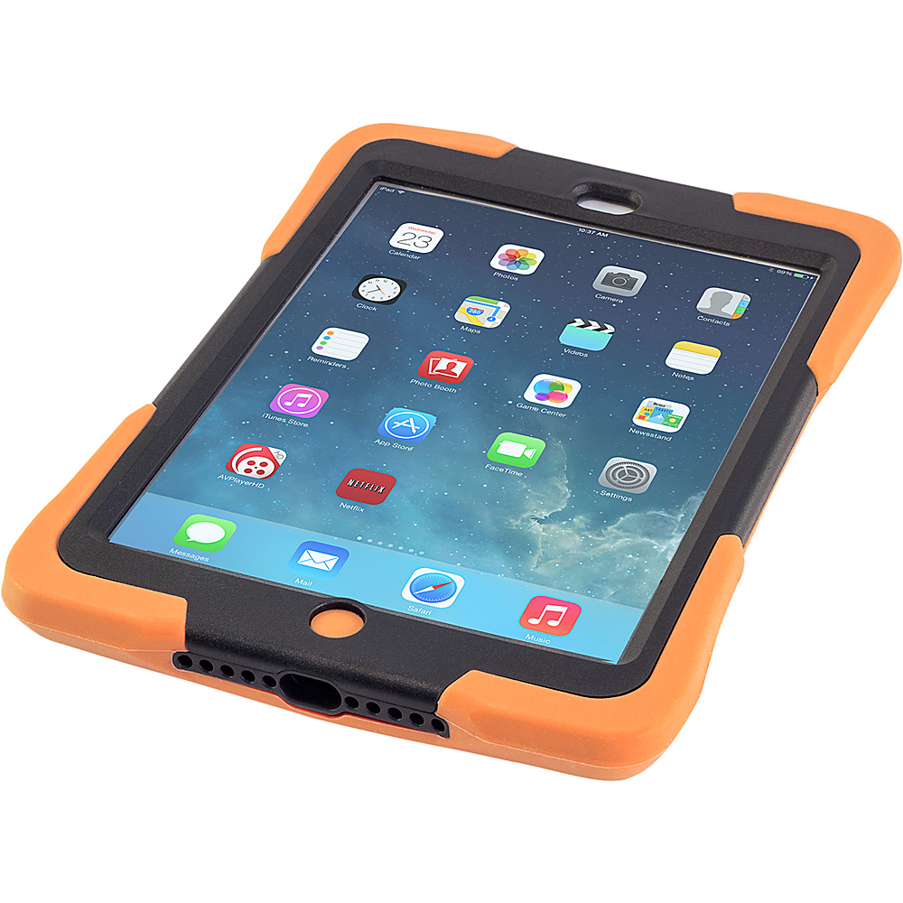 Devicewear Caseiopeia Keepsafe Strap for iPad Mini Orange Devicewear Electronic Cases