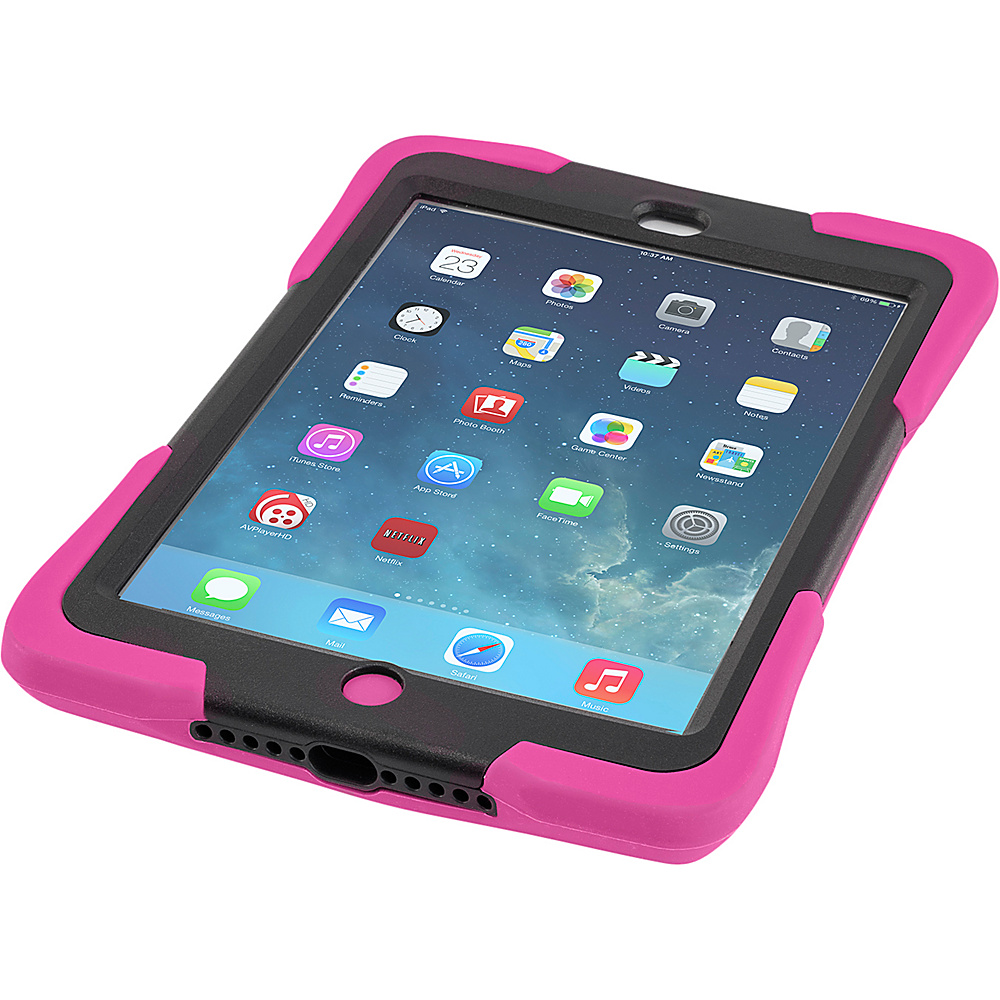 Devicewear Caseiopeia Keepsafe Strap for iPad Mini Pink Devicewear Electronic Cases