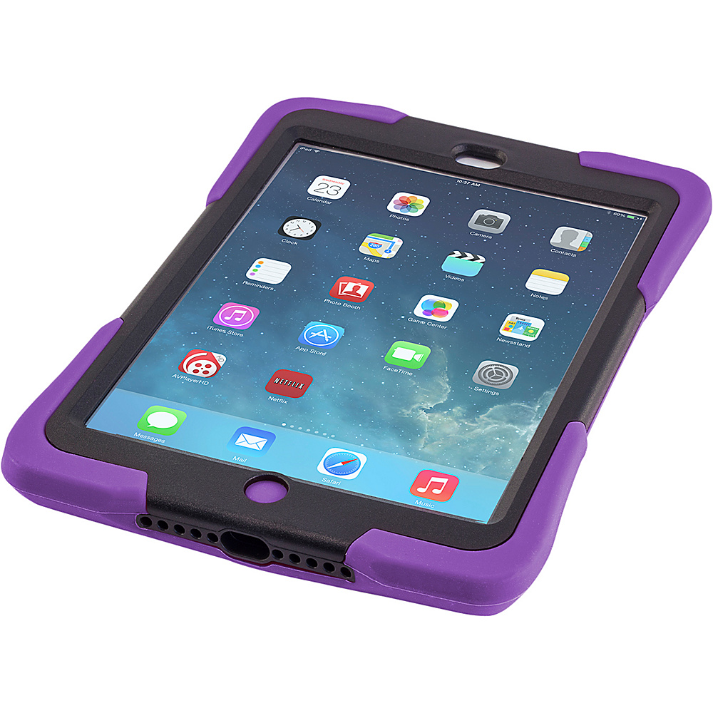 Devicewear Caseiopeia Keepsafe Strap for iPad Mini Purple Devicewear Electronic Cases