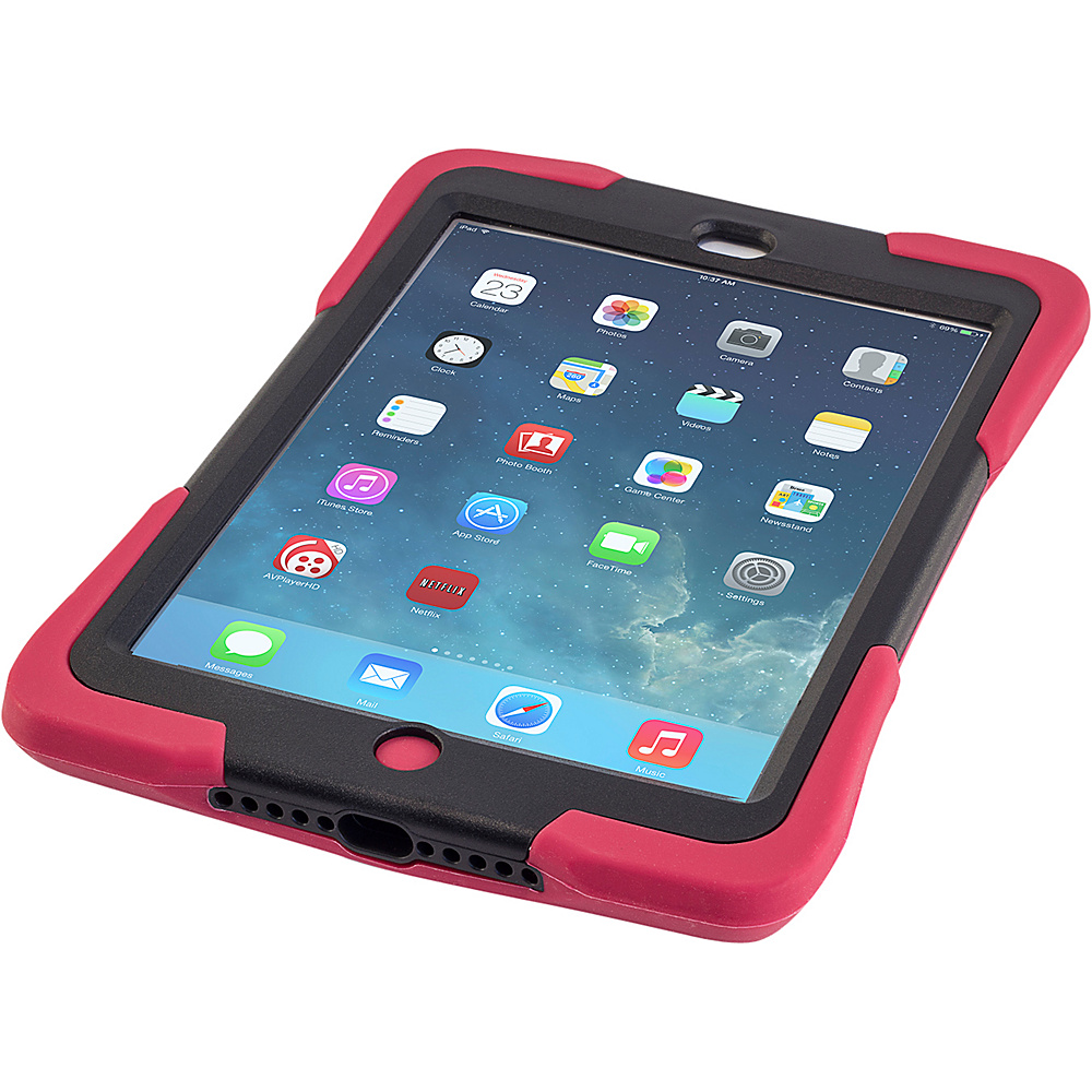 Devicewear Caseiopeia Keepsafe Strap for iPad Mini Red Devicewear Electronic Cases