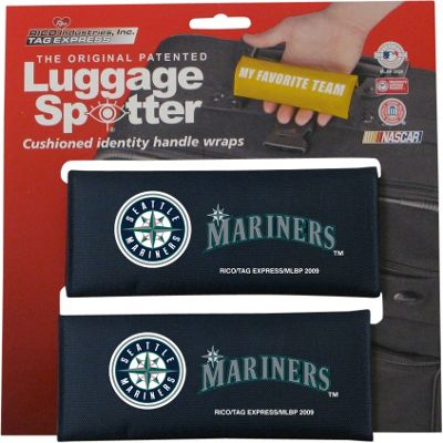 Luggage Spotters MLB Seattle Mariners Luggage Spotter Blue - Luggage Spotters Luggage Accessories