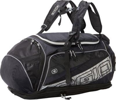 OGIO Endurance 9.0 Duffel Black/Silver - OGIO Gym Duffels