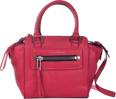 Sanctuary Handbags Little Hero Tote Beet Root - Sanctuary Handbags Designer Handbags