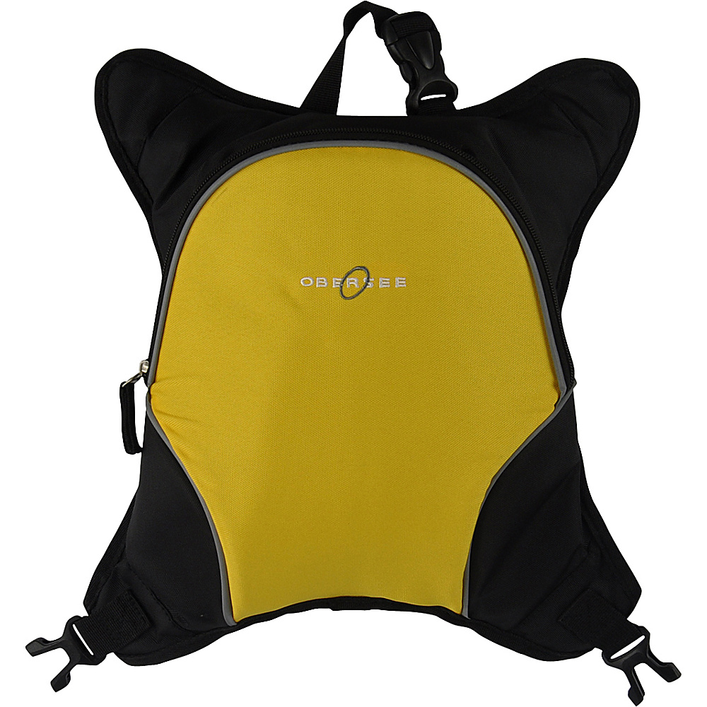 Obersee Baby Bottle Cooler Attachment Yellow Obersee Diaper Bags Accessories